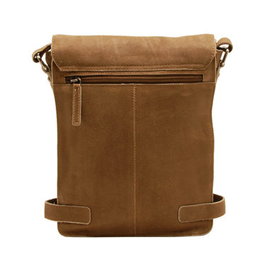 Ashwood – Antique Tan A4 Cow Vintage Leather Camden Messenger Bag