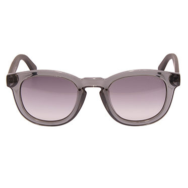 Tommy Hilfiger – Clear Grey Classic Sunglasses with Case