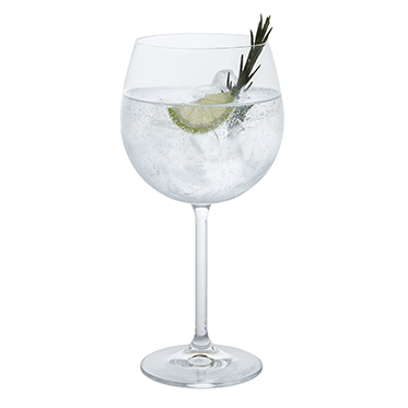 Dartington Crystal – Party Set of Six Gin Copa Glasses in Box