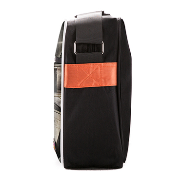 Urban Junk – Fly Boom Boom Messenger Flight Bag