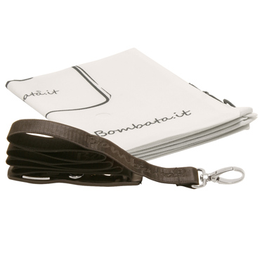 Bombata – Red Cocco 15″ Laptop Case/Bag with Shoulder Strap