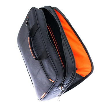 Davidt's – Black Multifunction Laptop Business Bag from The Chase Range