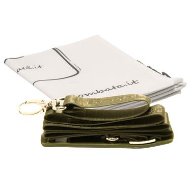 Bombata – Khaki Medio Classic 13″ Laptop Case/Bag with Shoulder Strap
