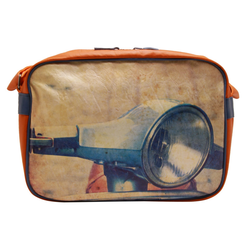 Plan B – Retro Scooter Reporter/Messenger Bag