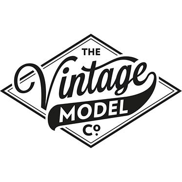 The Vintage Model Company – Messerschmitt ME-109 Balsa Wood Kit in Kraft Box