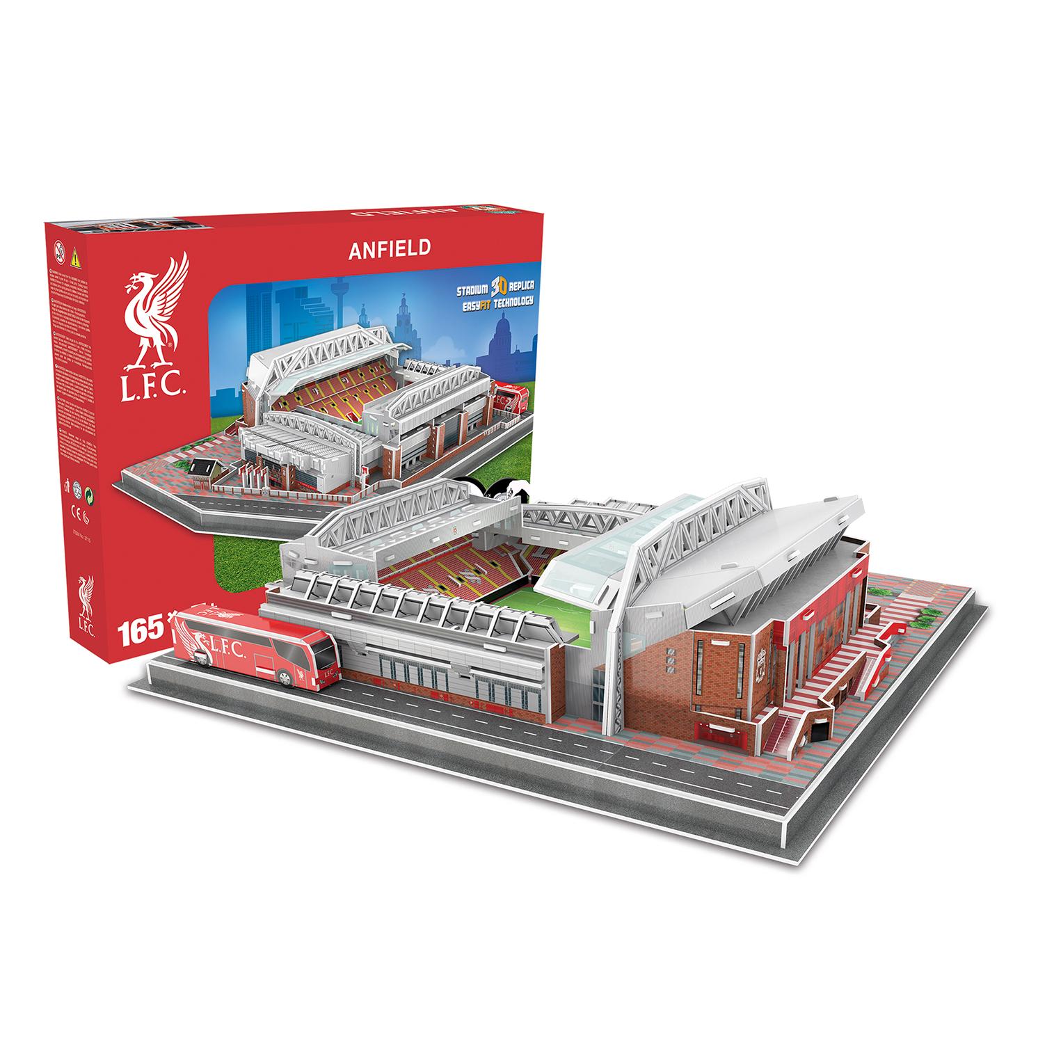 Paul Lamond Games – Liverpool Anfield Stadium 3D Puzzle