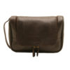 The British Bag Company – Carloway Harris Tweed Wash Bag in Gift Box