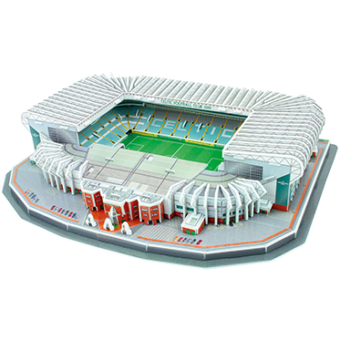 Paul Lamond Games – Celtic FC Celtic Park Stadium 3D Puzzle in Box