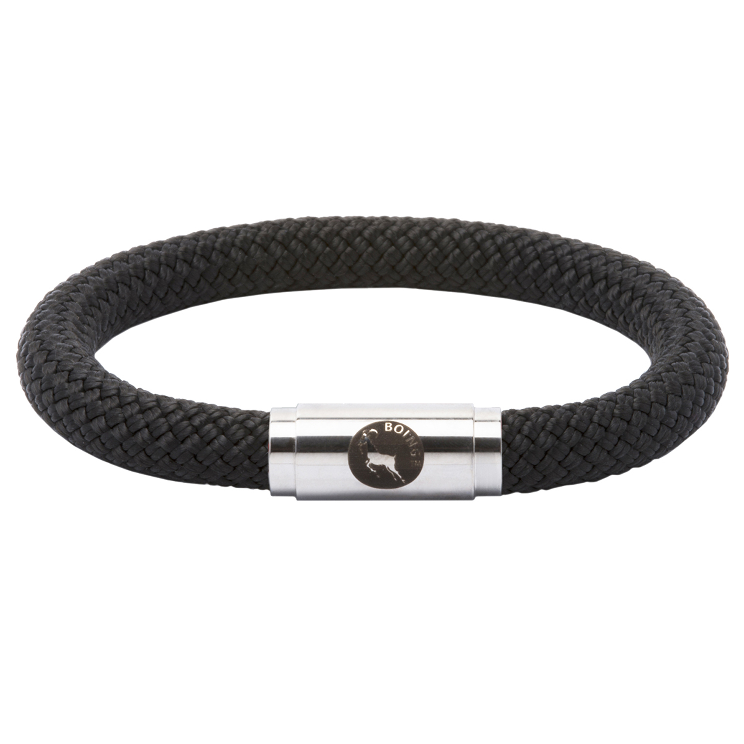 Boing – Middy XLarge Wristband in Raven