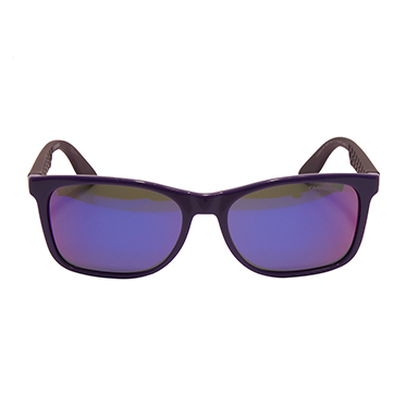 Carrera – Purple Delte 5005 Rectangular Sunglasses with Case