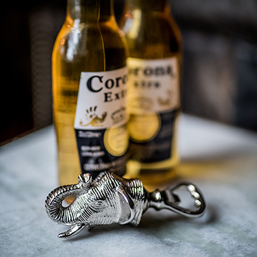 Culinary Concepts – Elephant Bottle Opener in Presentation Gift Box