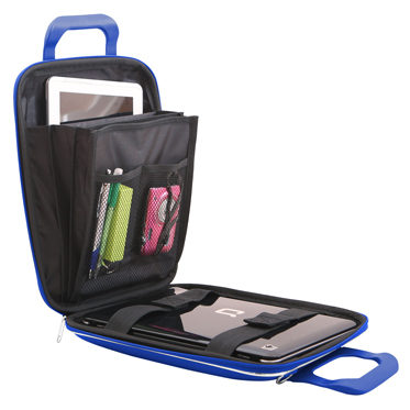 Bombata – Cobalt Blue Micro Classic 11″ Tablet Case/Bag with Shoulder Strap