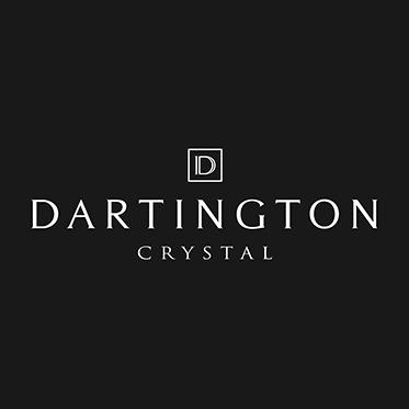 Dartington Crystal – Circle Barware Pair of Tumbler Glasses in Gift Box