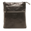 Davidt's – Small Black Messenger/Body Bag from The Chase Collection
