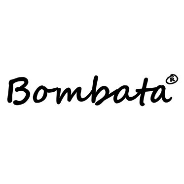 Bombata – Black Classic Club 15″ Laptop Backpack/Rucksack