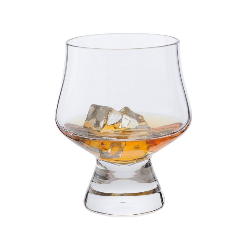 Dartington Crystal – Armchair Spirits Snifter Glass in Gift Box