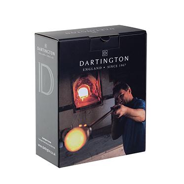Dartington Crystal – Circle Barware Pair of Highball Glasses in Gift Box