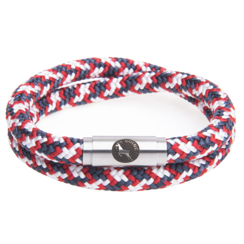 Boing – Middy Double XLarge Wristband in Bulldog