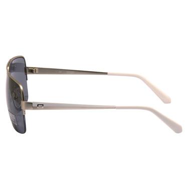 Guess – Matt Silver Aviator Sunglasses