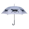 Soake – Kentucky Derby Walking Stick Style Umbrella from The Artbrollies Collection