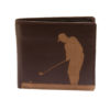 Hansson – Brown Leather Nevada Classic Card Wallet