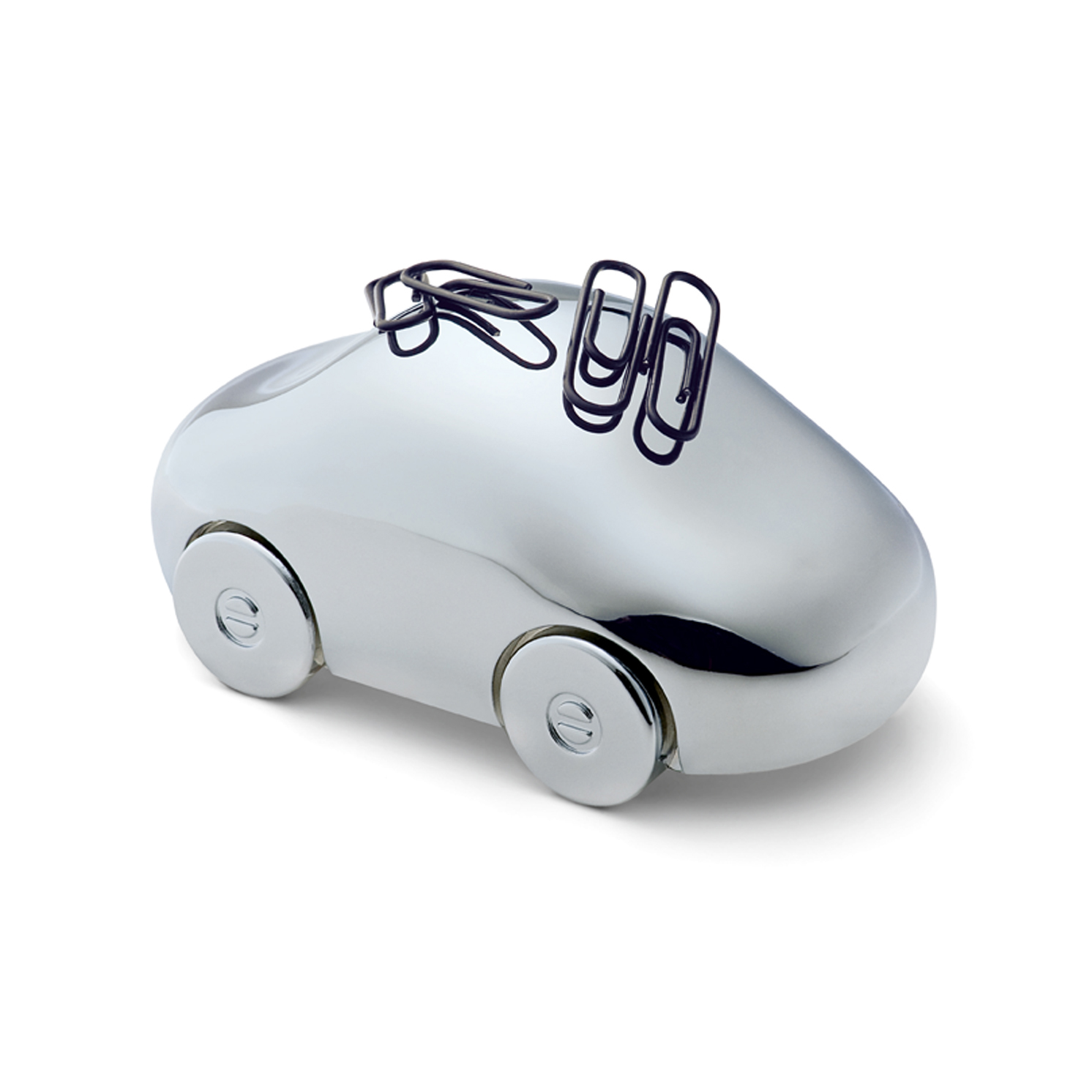 """Philippi – """"My Car """" Paperweight with Magnetic Paperclip Holder"""