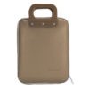 Bombata – Taupe Medio Classic 13″ Laptop Case/Bag with Shoulder Strap