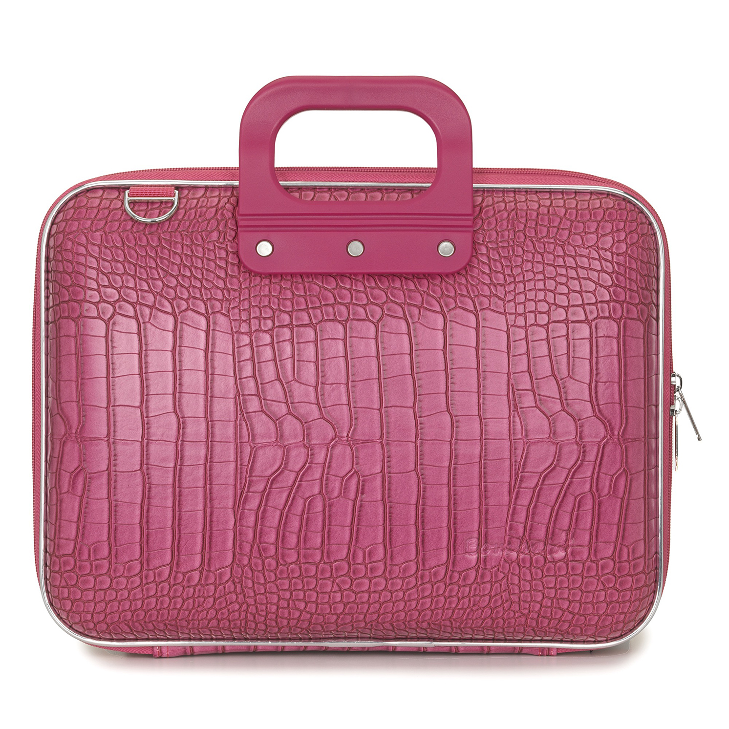 Bombata – Pink Medio Cocco 13″ Laptop Case/Bag with Shoulder Strap