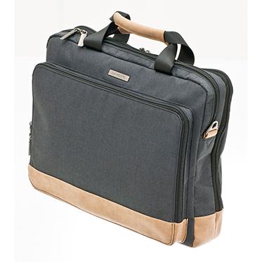 Davidt's – Grey Laptop Bag/Case from the Mood & Moov Range