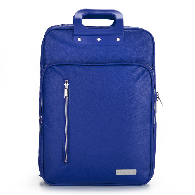Bombata – Cobalt Blue Classic Club 15″ Laptop Backpack