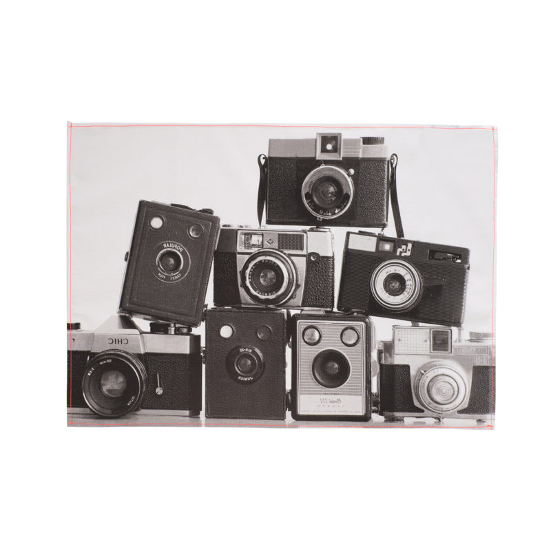 Ella Doran – Camera Stack Tea Towel