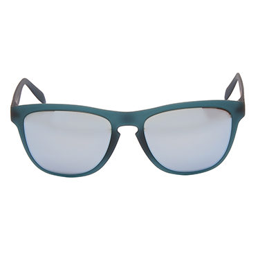 Calvin Klein CK – Petrol Green Classic Rectangular Sunglasses with Case