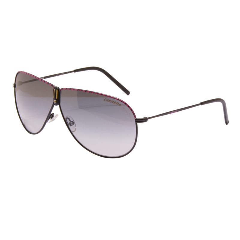 Carrera – Black Aviator Sunglasses