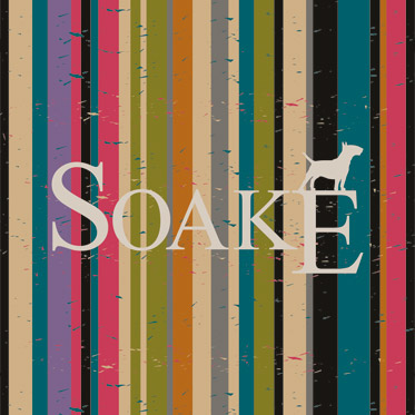 "Soake – Galleria Caillebotte "" Paris Street Rainy Day "" Folding Automatic Umbrella"