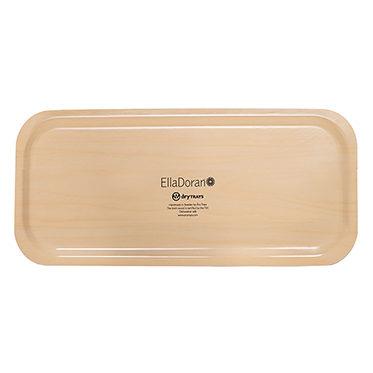 Ella Doran – Gridlock Blue Sandwich Tray