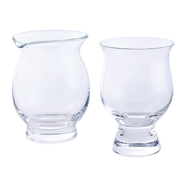 Dartington Crystal – Connoisseur Whisky Glass & Water Jug Gift Set in Box