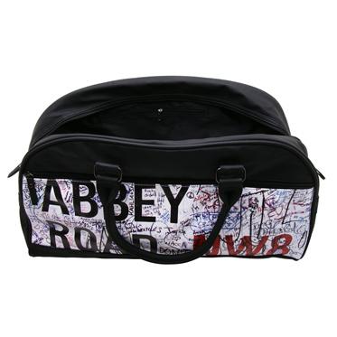 Plan B – Beatles Black Abbey Road Bowling Bag/Travel Holdall