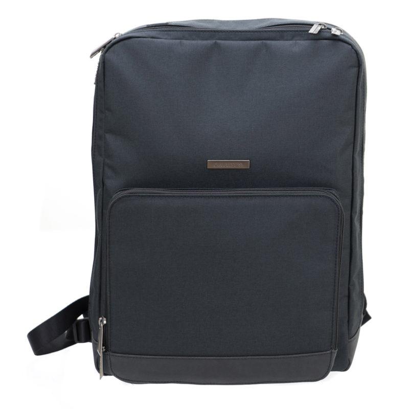 Davidt's – Black Laptop Backpack/Rucksack from the Mood & Moov Range