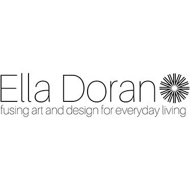 Ella Doran – Bikes of Hackney on Storm Grey Small Tray