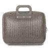 Bombata – Turquoise Blue Medio Cocco 13″ Laptop Case/Bag with Shoulder Strap
