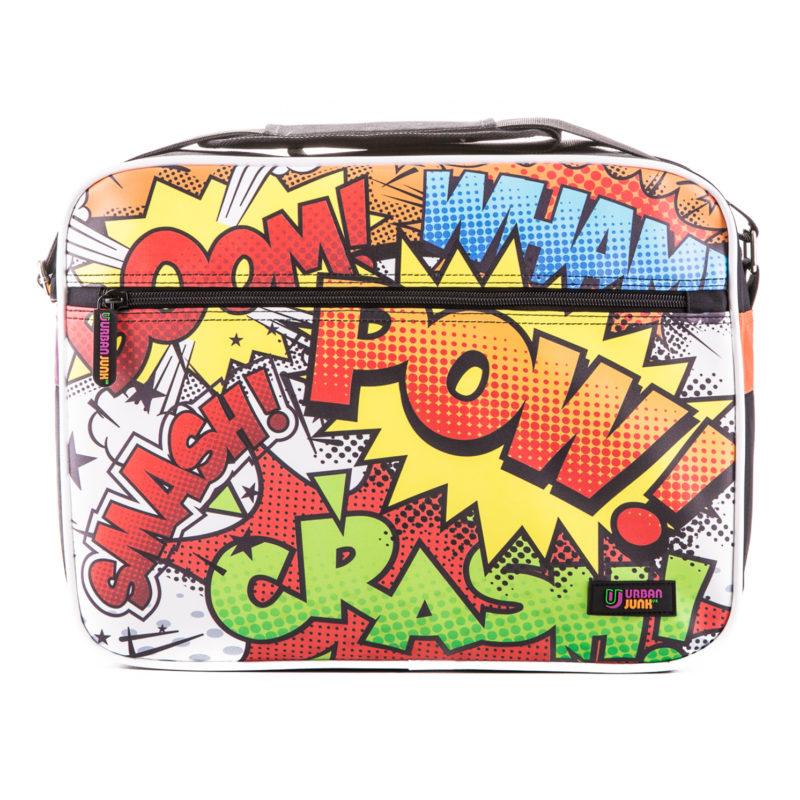 Urban Junk – Fly Comic Messenger Flight Bag
