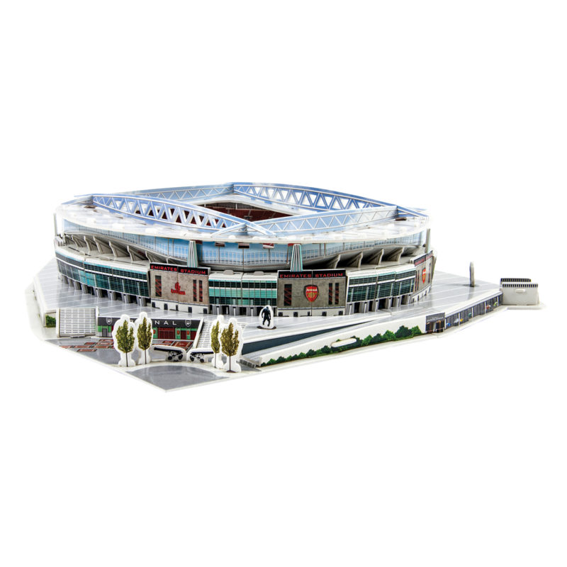 Paul Lamond Games – Arsenal Emirates Stadium 3D Boxed Puzzle