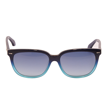 Calvin Klein CK – Blue/Turquoise Classic Style Sunglasses with Case
