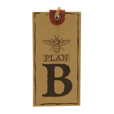 Plan B – Union Jack Vertical Messenger Bag