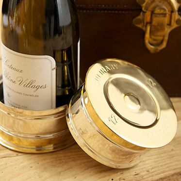 Culinary Concepts – Cartridge Wine Bottle Holder in Presentation Gift Box