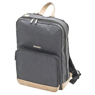 Davidt's – Grey Laptop Backpack/Rucksack from the Mood & Moov Range