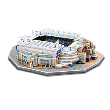 Paul Lamond Games – Chelsea Stamford Bridge Stadium 3D Puzzle
