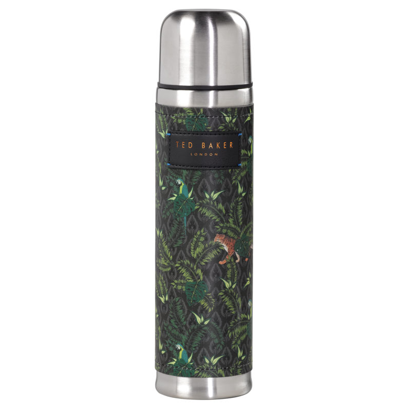 Ted Baker – Jungle Print Flask