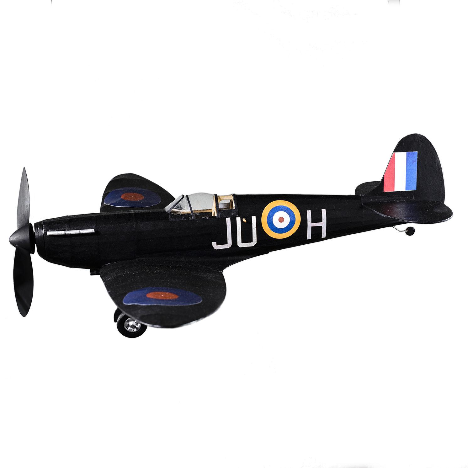The Vintage Model Company – Supermarine Spitfire Night Fighter Balsa Wood Kit