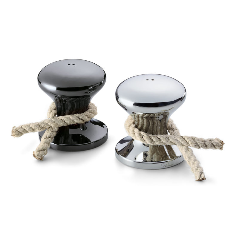 Philippi – Maritime Salt & Pepper Shakers Set in Gift Box